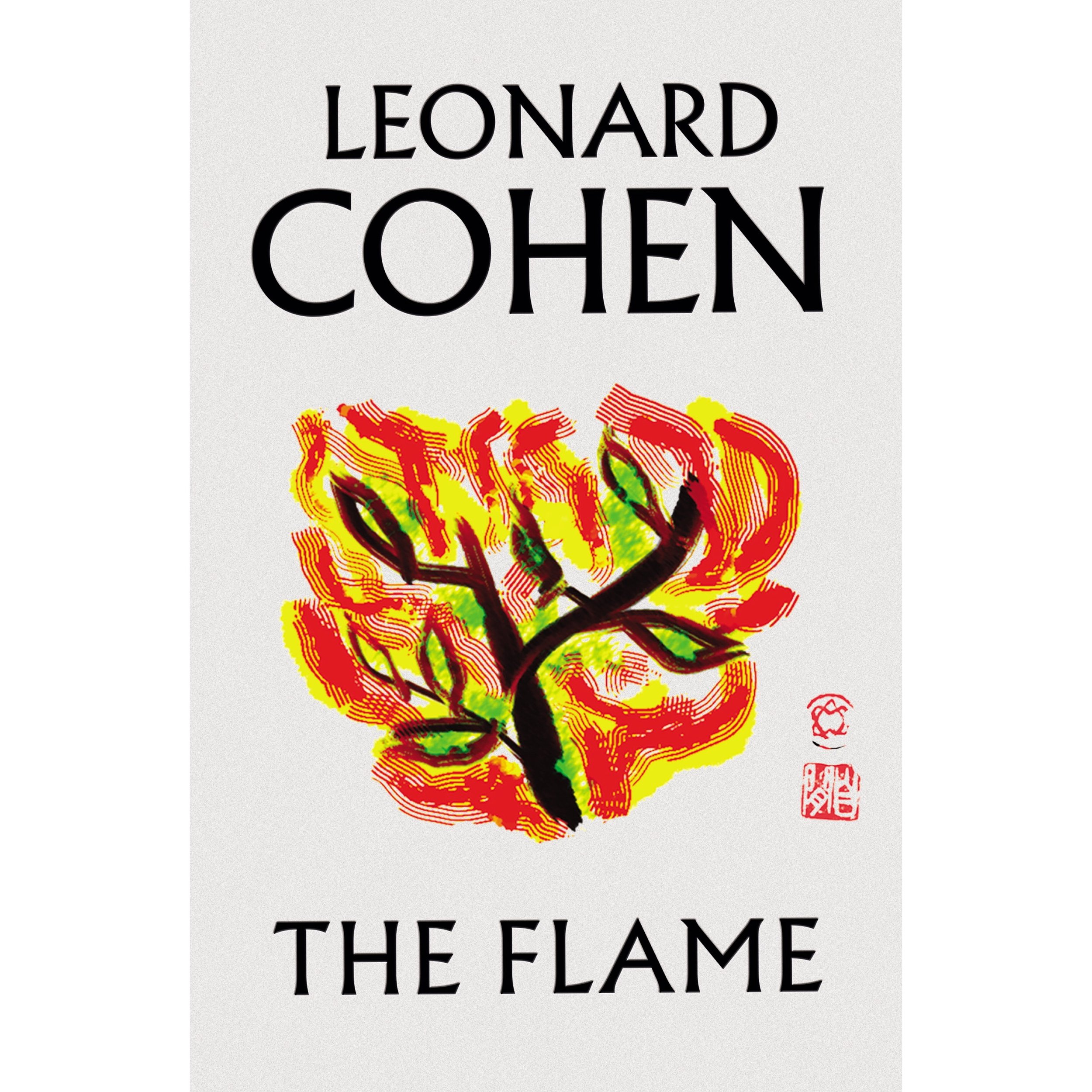 THE FLAME - by Leonard CohenCanongate