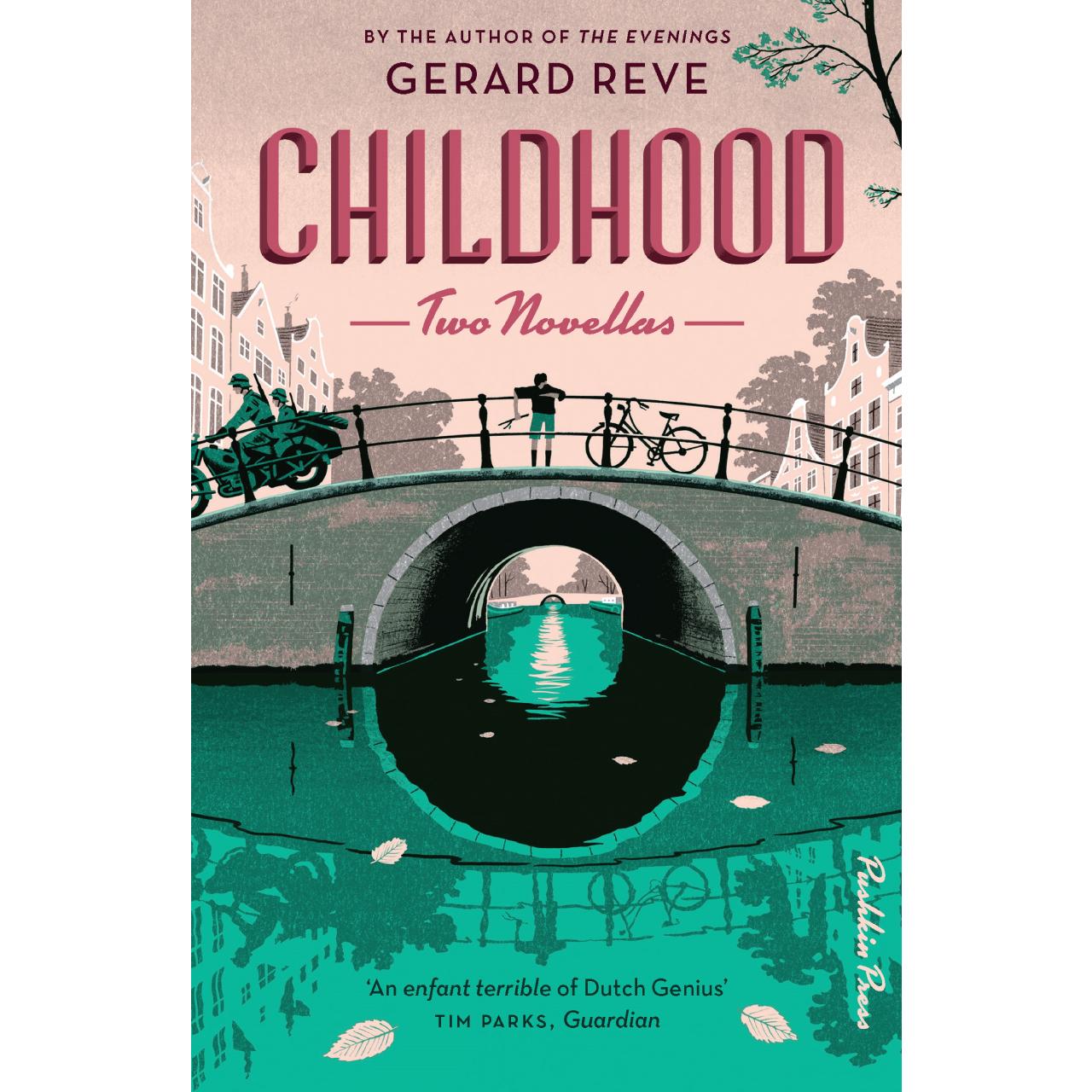 CHILDHOOD - by Gerard Revetranslated by Sam GarrettPushkin Press