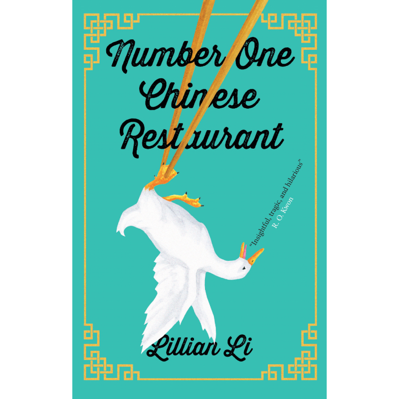 NUMBER ONE CHINESE RESTAURANT - by Lillian LiPushkin Press
