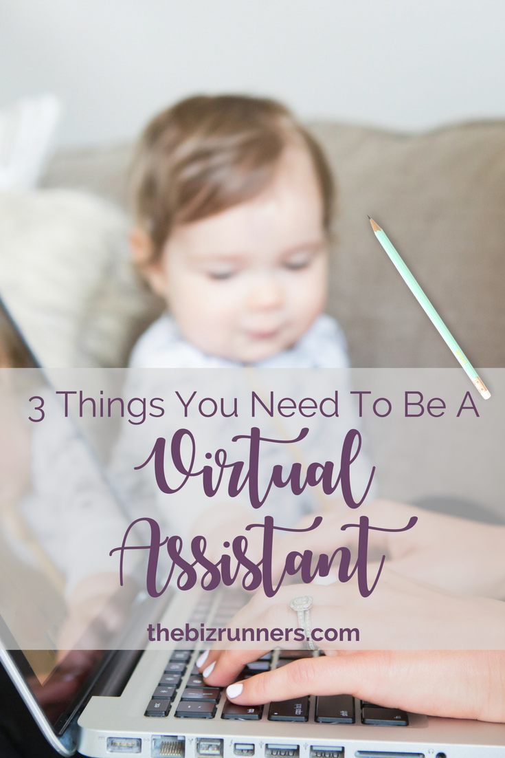 virtual assistant, work from home, mom life, organization, productivity