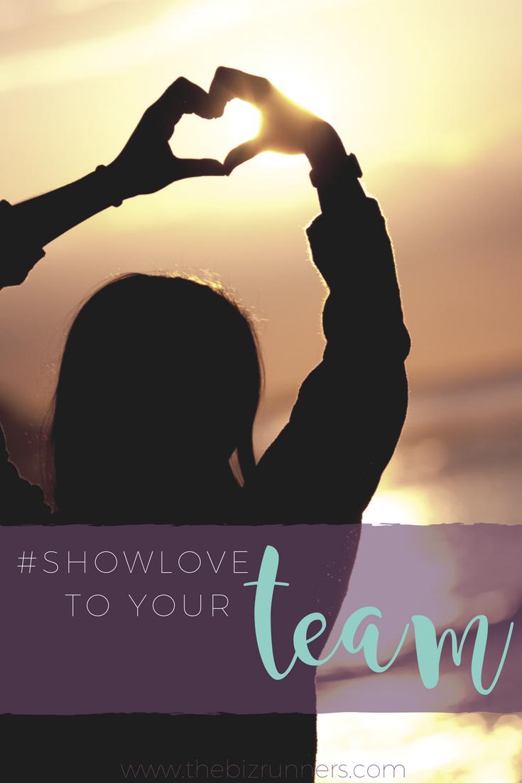 #showlove team