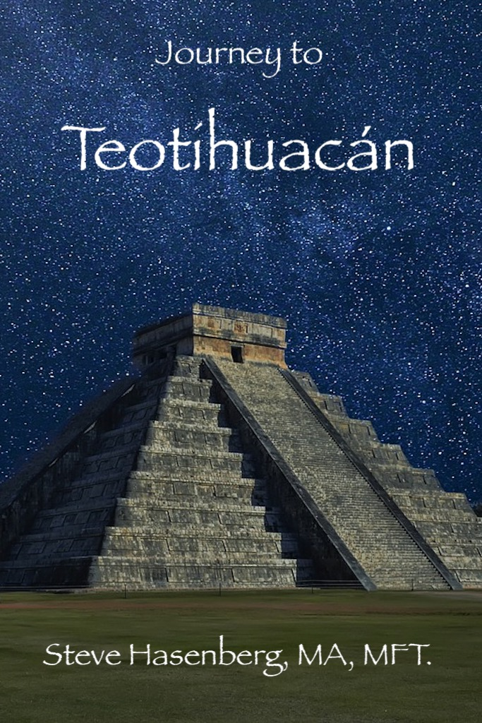 FREE DIGITAL DOWNLOAD - Everyone signing up for this course will receive a downloadable version of my new ebook, 'Journey to Teotihuacan', currently available for purchase on Kindle HERE .This short story was written after I had met the shaman, don Miguel Ruiz and traveled with him to Teotihuacan, Mexico.