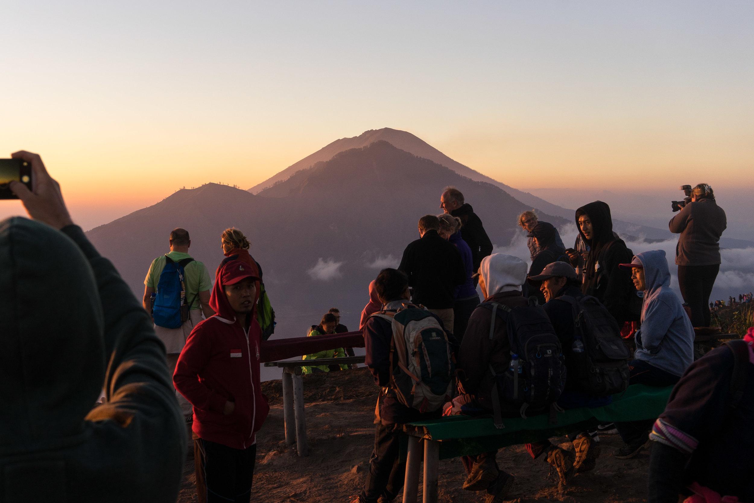 Mount Batur, Kintamani, Bali