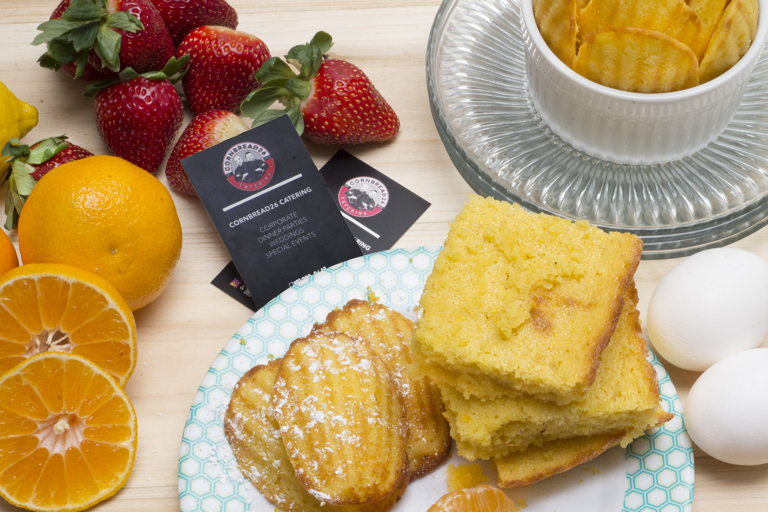 CORNBREAD BREAKFAST SPREAD