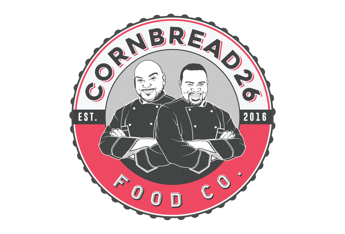 cornbread26 Food co. display