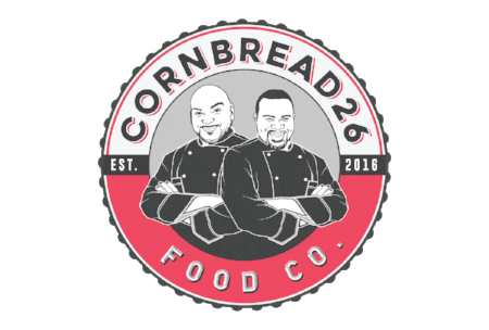 CORNBREAD26 FOOD CO LOGO