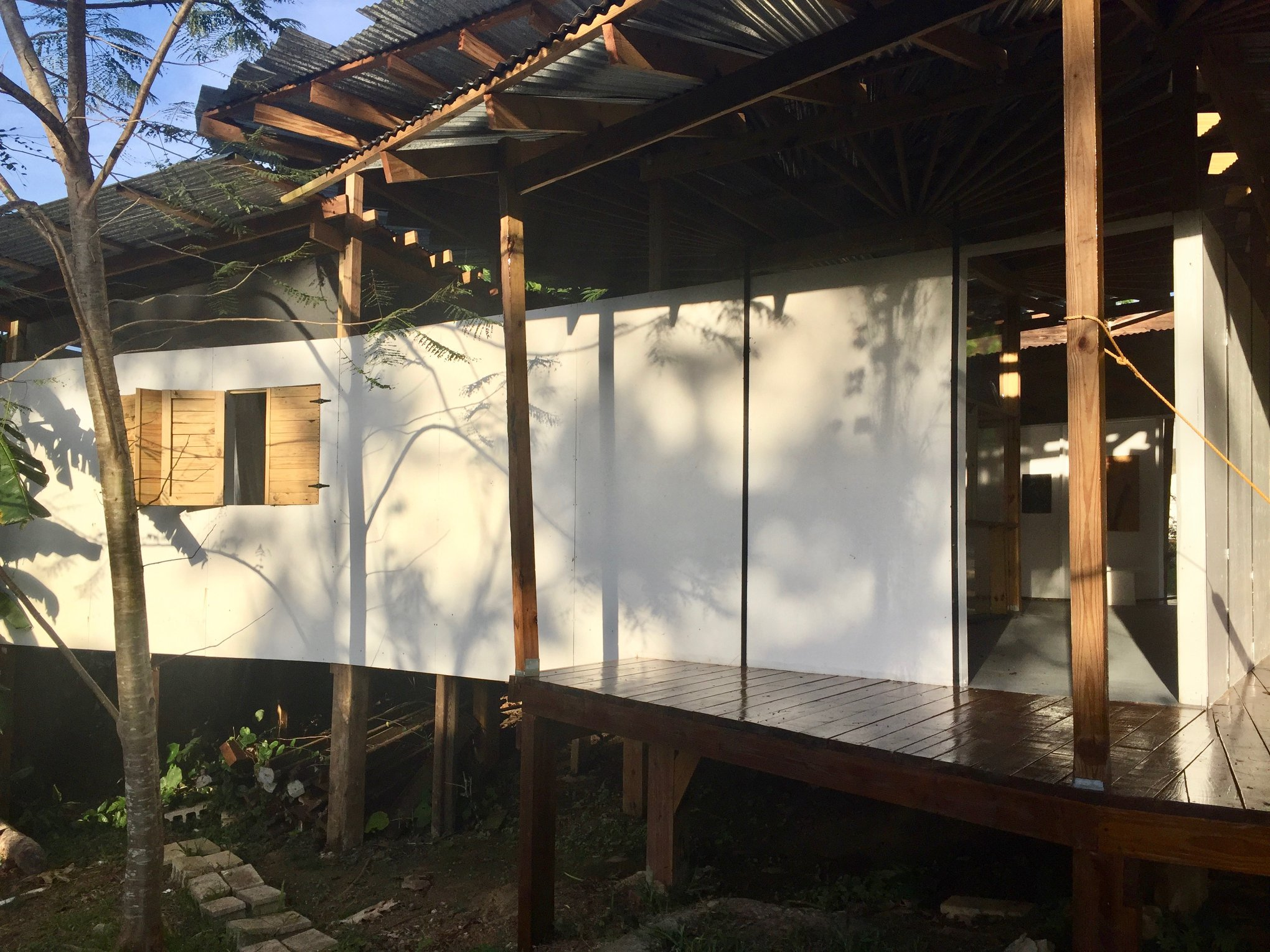 Papo Colo_Pangea Art Republic_Artist Studio in the Rainforest_Curator Guest Room Exterior.jpg