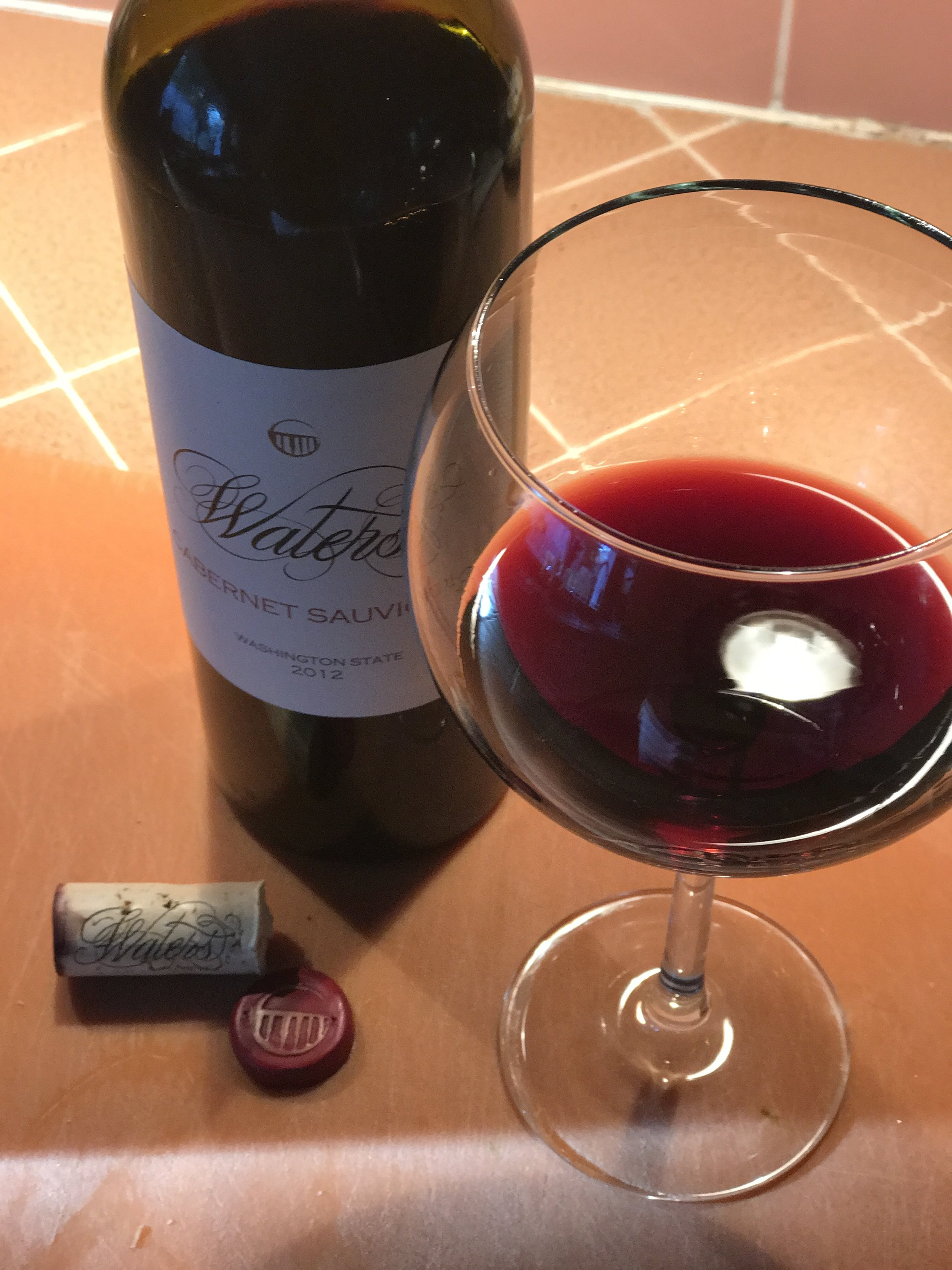 Waters Winery Cab