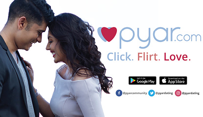 Press Release - Online Dating Platform PYAR Fuses South Asian Traditions with 21st Century Matchmaking