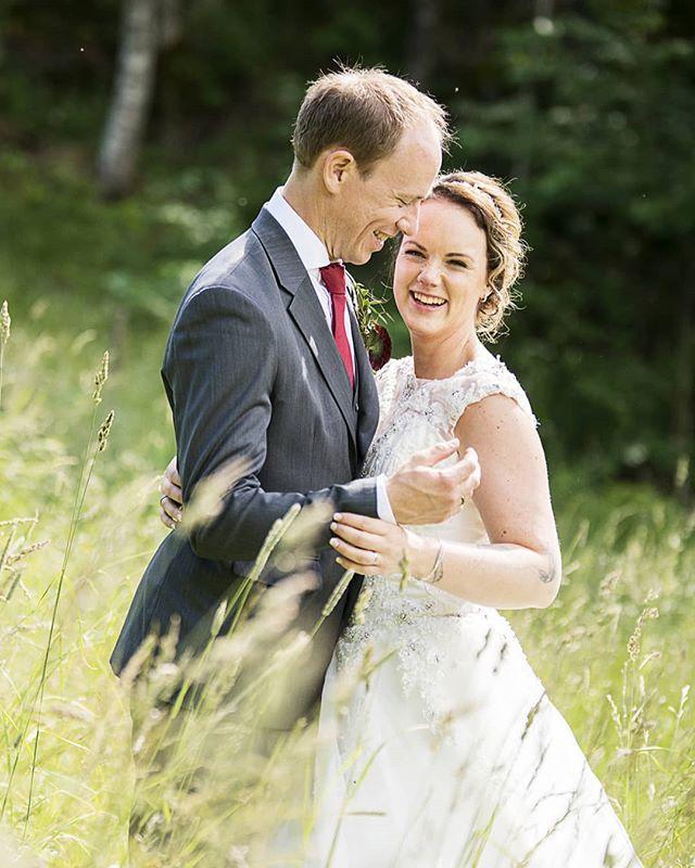 Nydelig brudepar🥰💍 #wedding #summerwedding #bryllupsfotonorge #fotograf