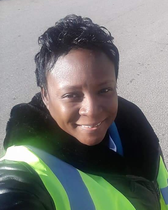 Promise staff member Tracey Hunter