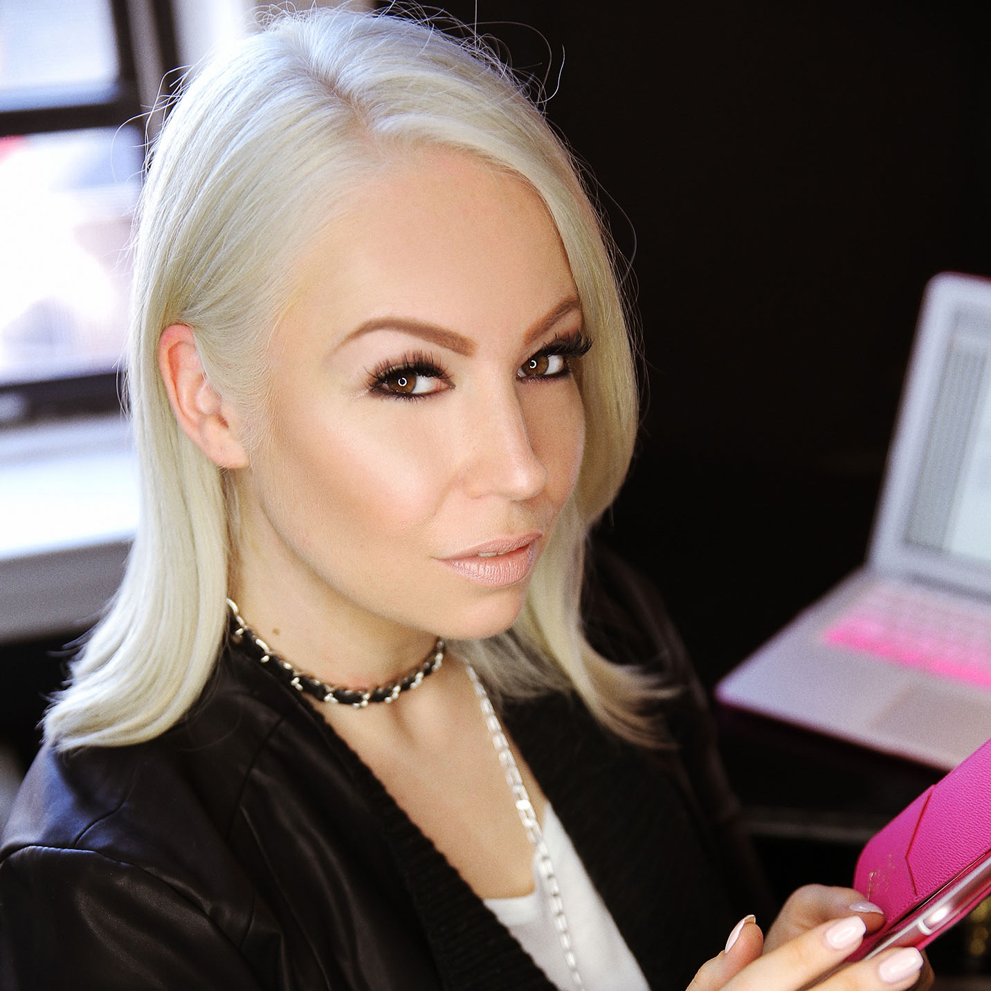 Cara Alwill Leyba - Our sweet friend Cara Alwill Leyba is the woman behind The Champagne Diet, and at POSH PR®, Champagne is Always the Answer®. Cara not only educates women on how to start your journey to a healthy mind and body, but she also created the private Facebook community, The Slay Baby Collective. This community is one where members can visit daily and receive inspiration, support, and positive vibes. Cara's main focus? To have a space where women are building each other up and are living passionately!
