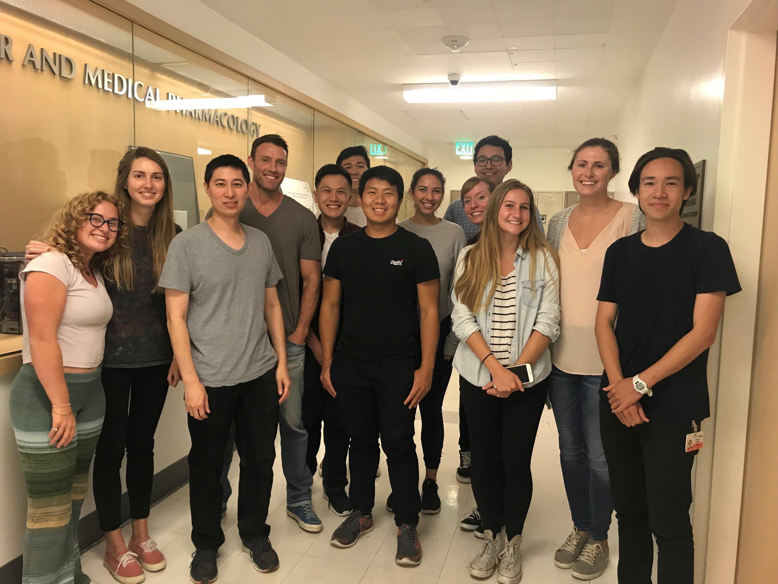Nathanson Lab at UCLA