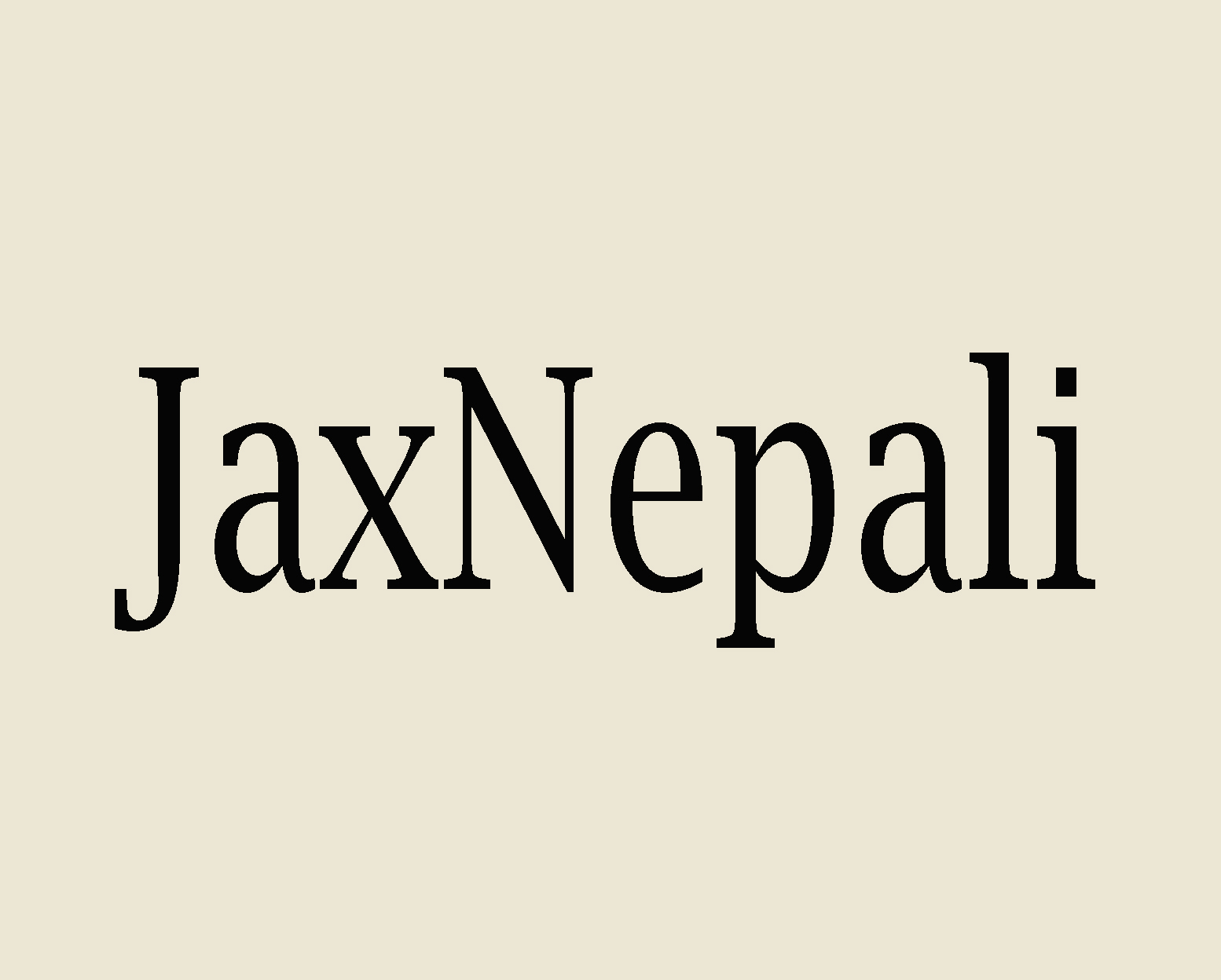 Jax Nepali provided early and significant seed money for the pilot project in Rainaskot.