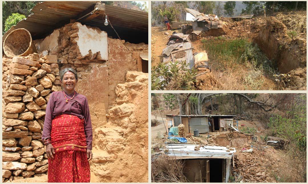 THe Mohan narayan shrestha community center in Barbandi, Kavre -