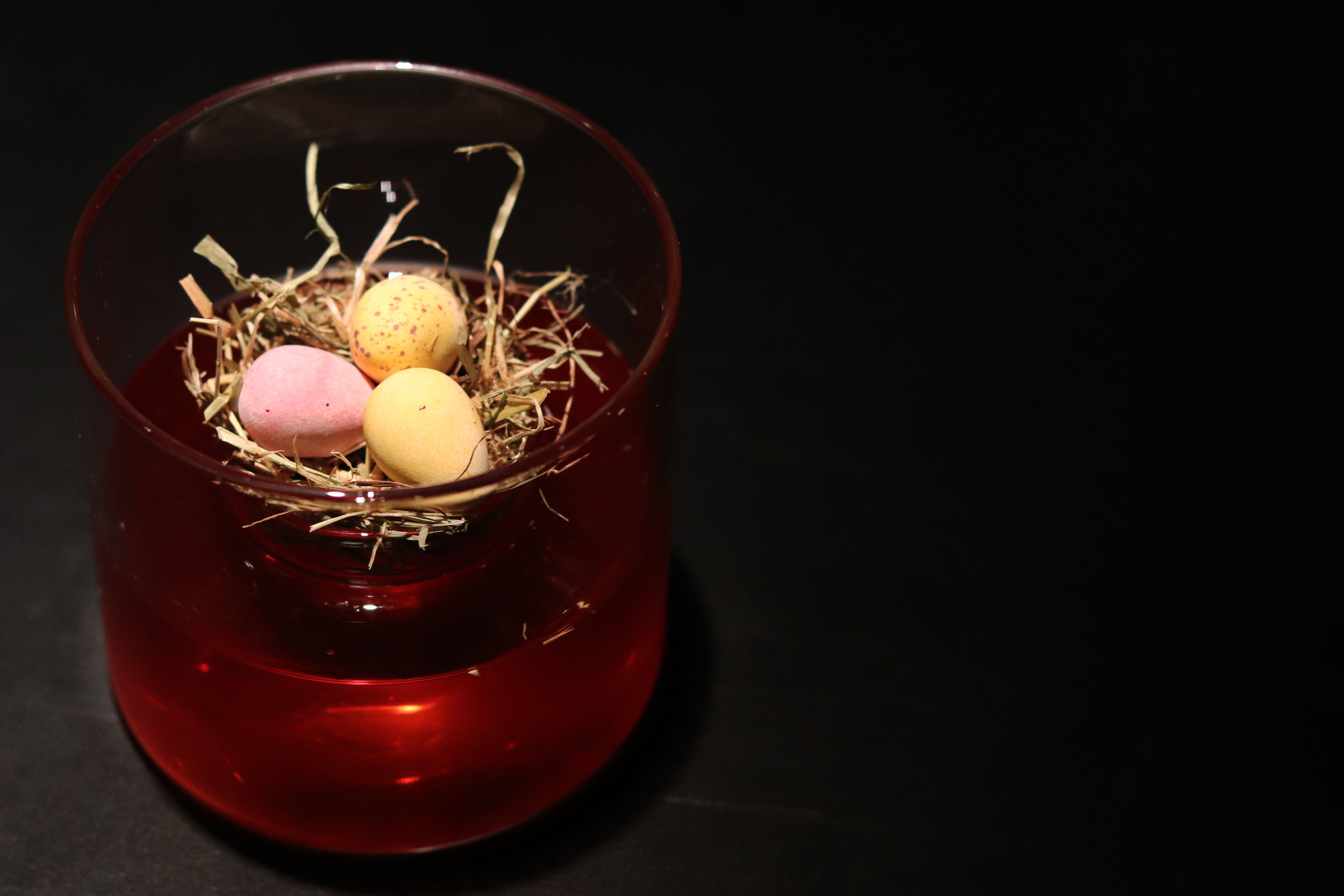 Nest created as an easter special for our BLOG