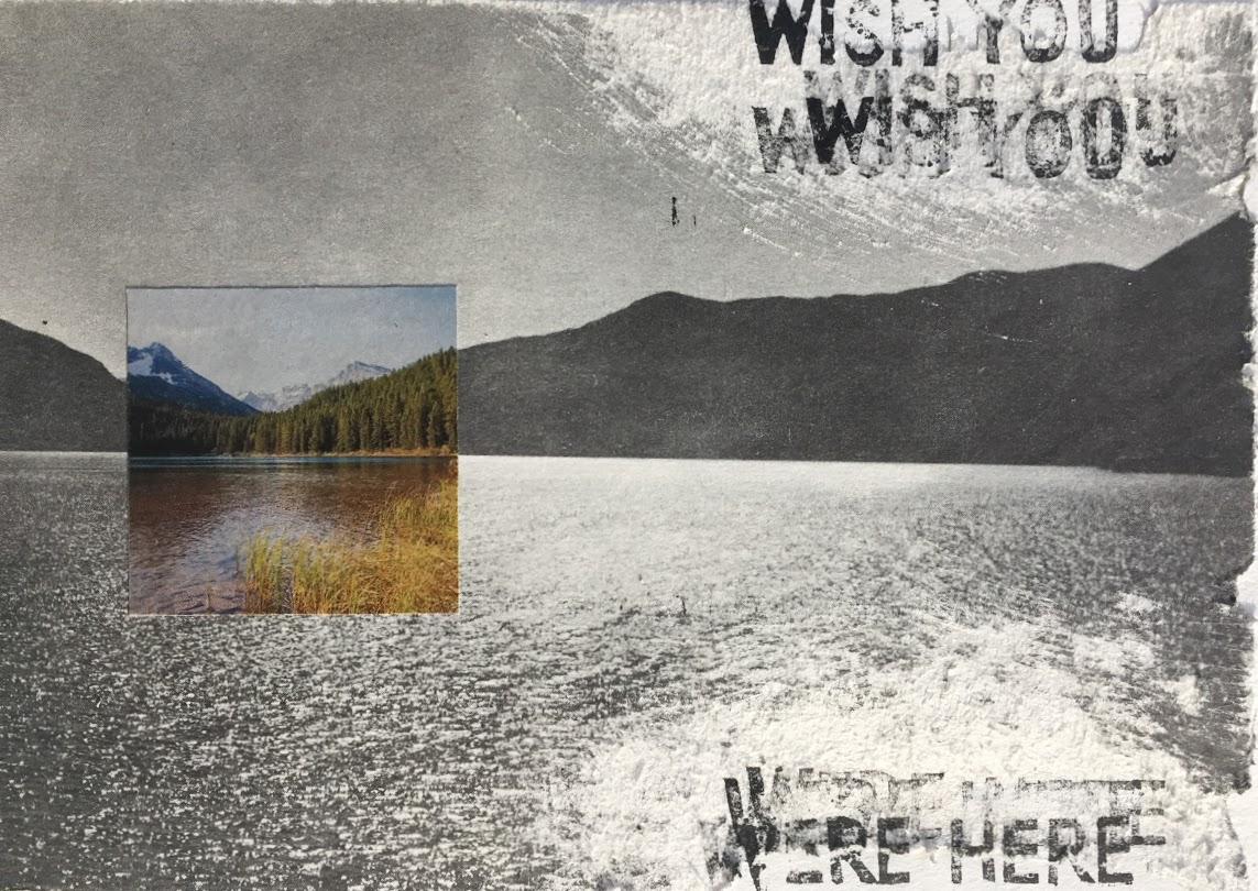WISH YOU WERE HERE