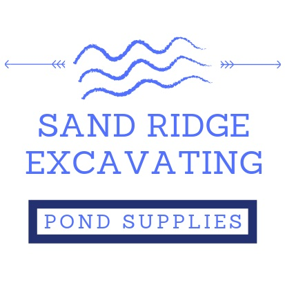 Sand Ridge Excavating Pond Division - Check out our fast growing pond division for all your pond needs: pond construction, pond maintenance, and pond supplies.
