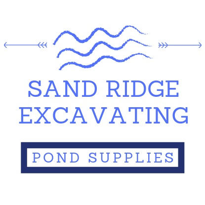 Sand Ridge Excavating Pond Division - Check out our Pond Division to suit all your pond needs!