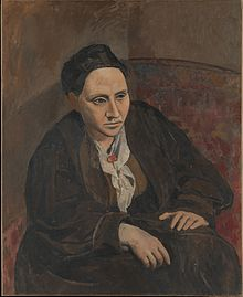 """""""Gertrude Stein"""", 1906"""