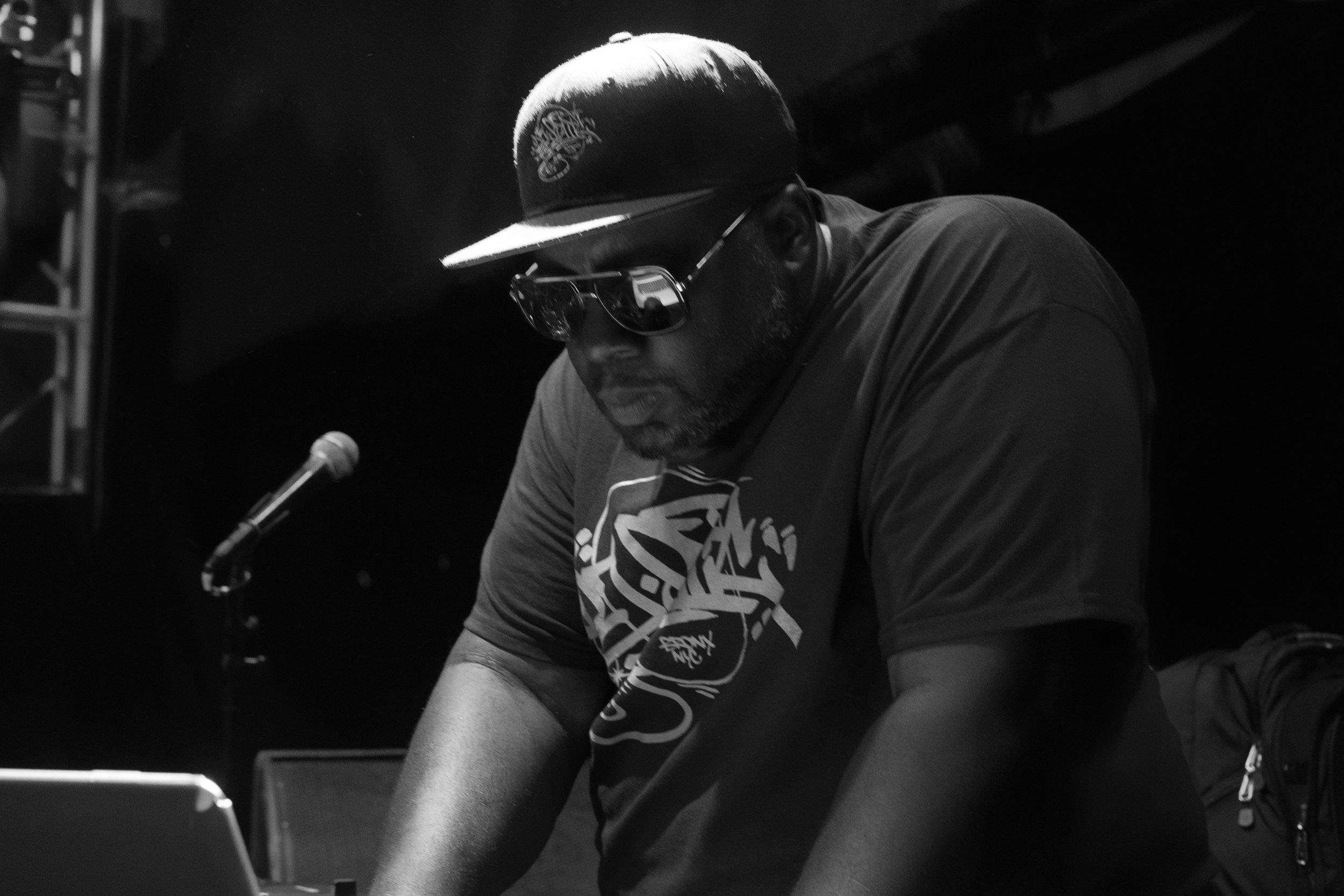 BRONX   DJ STATIC