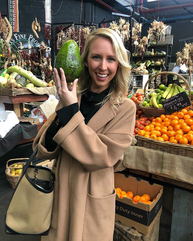 The Sydney VS Melbourne debate is endless. Which city has the best food? The hottest bars? The prettiest beaches? I'm not sure we'll ever agree, but there's one thing I can confirm: Melbourne has the biggest avocados.