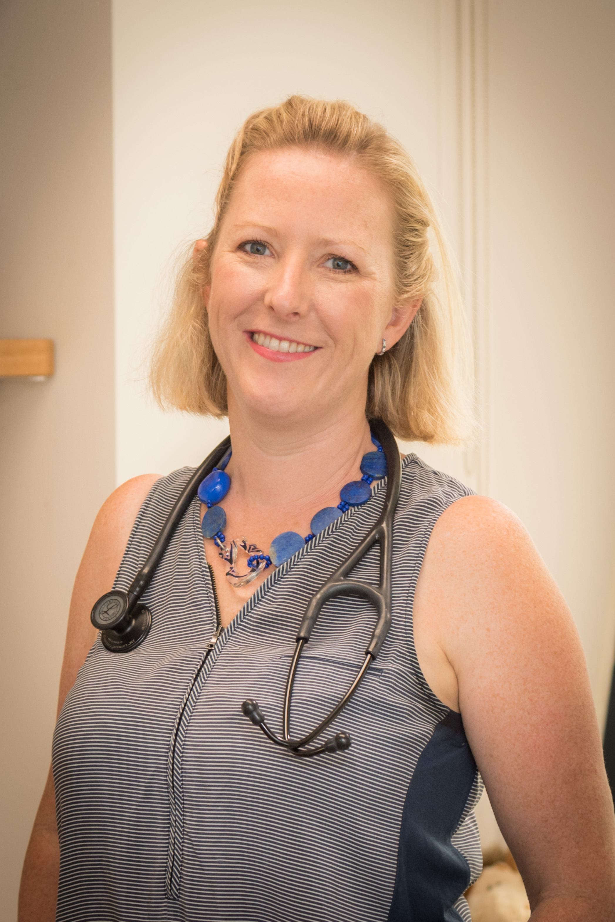 Dr Fiona Collins at Tooronga Family Medical