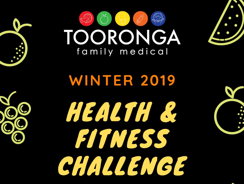 TFM Health & Fitness Challenge