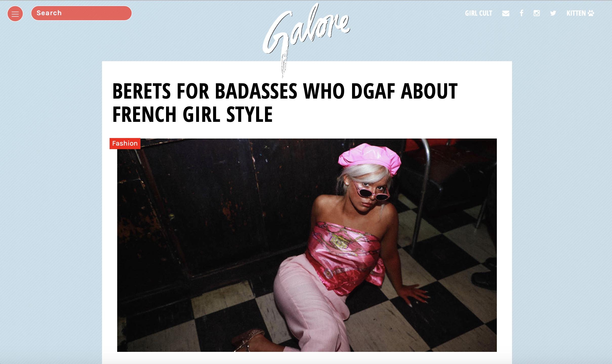 Galore Magazine - 7/25/17
