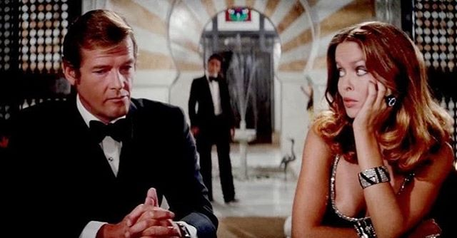 Roger Moore…in a good Bond film? Who knew? Well, most Bond experts, but also Macintosh & Maud Haven't Seen What?!, now that we've seen this arguably classic spy film. There's giant boats and nuclear submarines, a car that goes underwater, a gorgeous KGB agent and THE HORNIEST JAMES BOND OF ALL TIME. Not creepy horny, just HORNY. It's adorable, and we love it. So join us for a discussion of Roger Moore's best Bond outing, The Spy Who Loved Me! #spywholovedme #jamesbond #bond #007 #jamesbondmovies #moviereview #moviepodcast #podcast #rogermoore #podernfamily