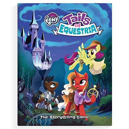 We're doing a giveaway over on Twitter!! Go check it out! @MacintoshMaud #tailsofequestria #rpg #ttrpg #freerpgday #mylittlepony #mlpfim #mlp #friendshipismagic #brony #pegasister