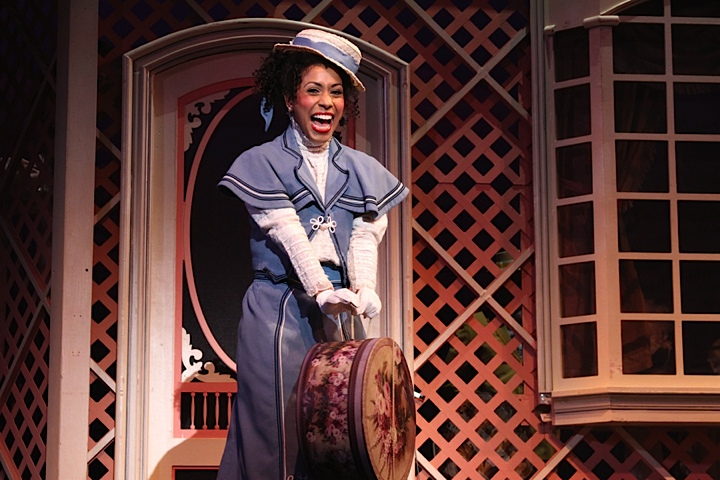 Role: Minnie Fay - 50th ANNIVERSARY NATIONAL TOURDirected by Jeffrey MossChoreographed by Bob RichardNORTH CAROLINA THEATREDirected by Casey HushionChoreographed by Vince Pesce