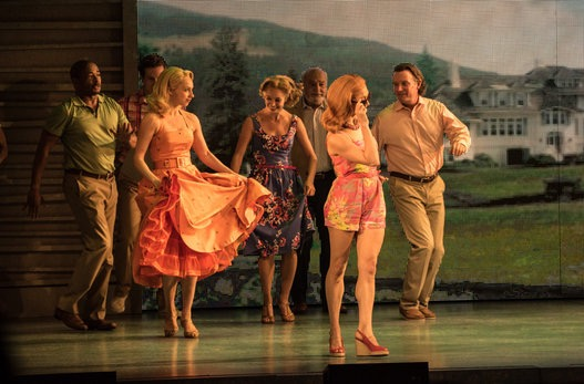 US National Tour of Dirty Dancing