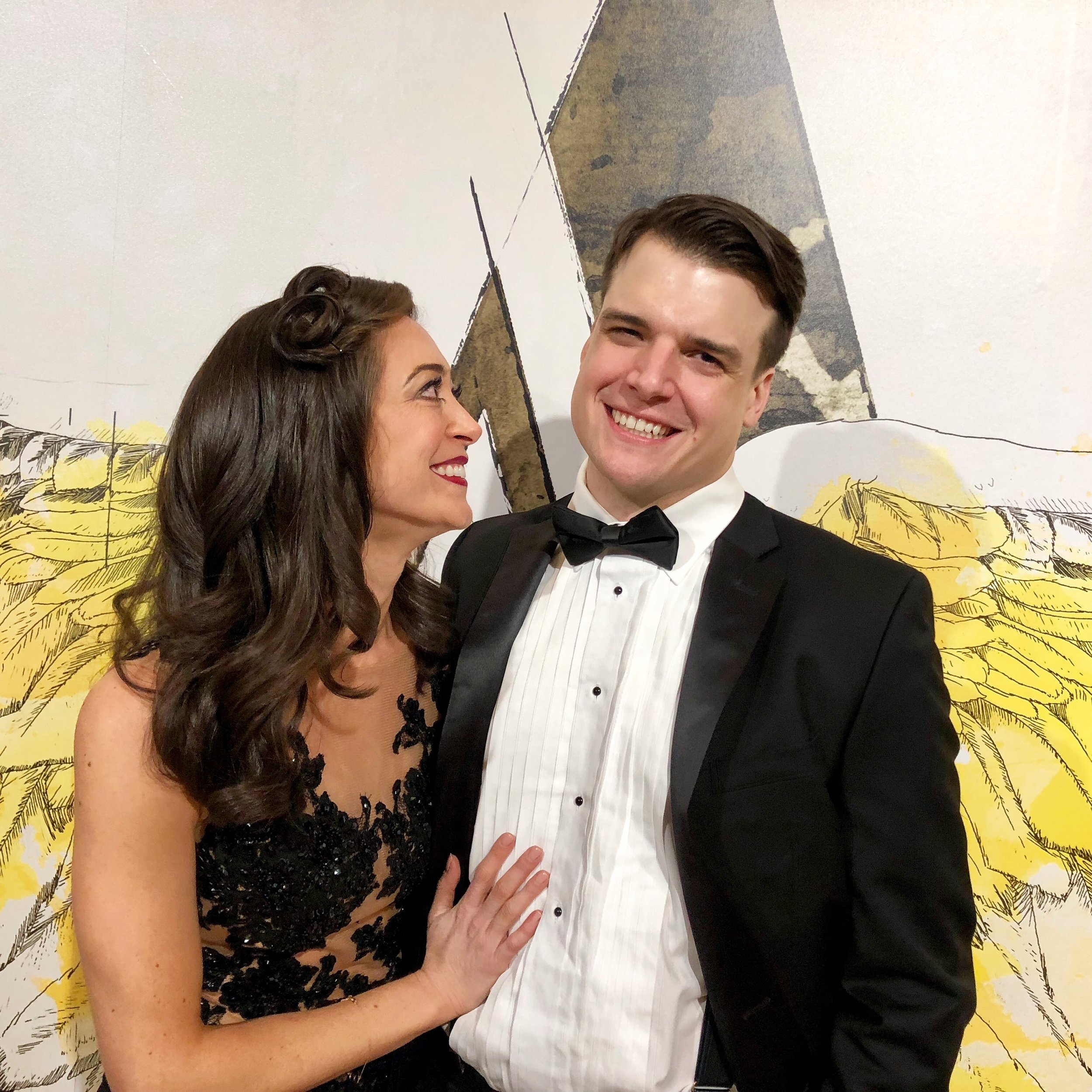 Doug Carpenter debuts as Gatsby in BAZ at the Palazzo Theater.
