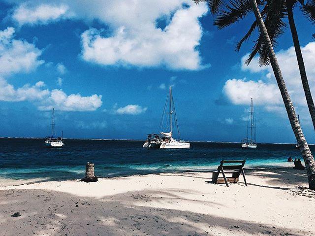 Es de mala educación dejar a unas vacaciones esperando mucho tiempo. ➖ San Blas, Panamá 🇵🇦