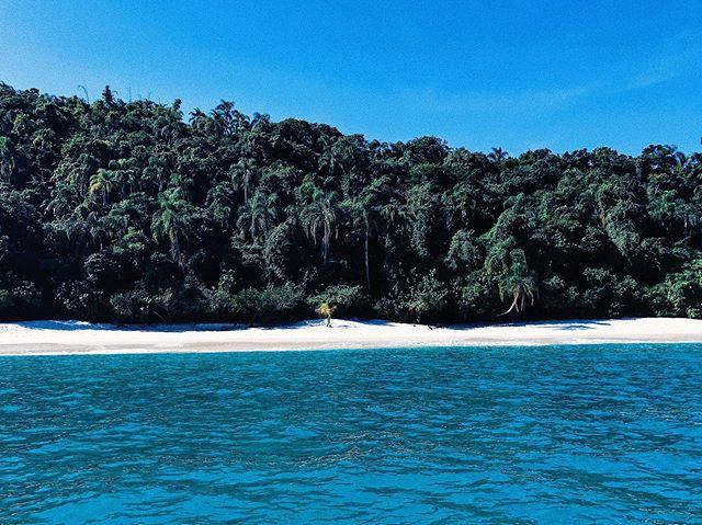 Me declaro un veranista y playista 🏖  #ilhagrande #summer #beach #brazil #travel