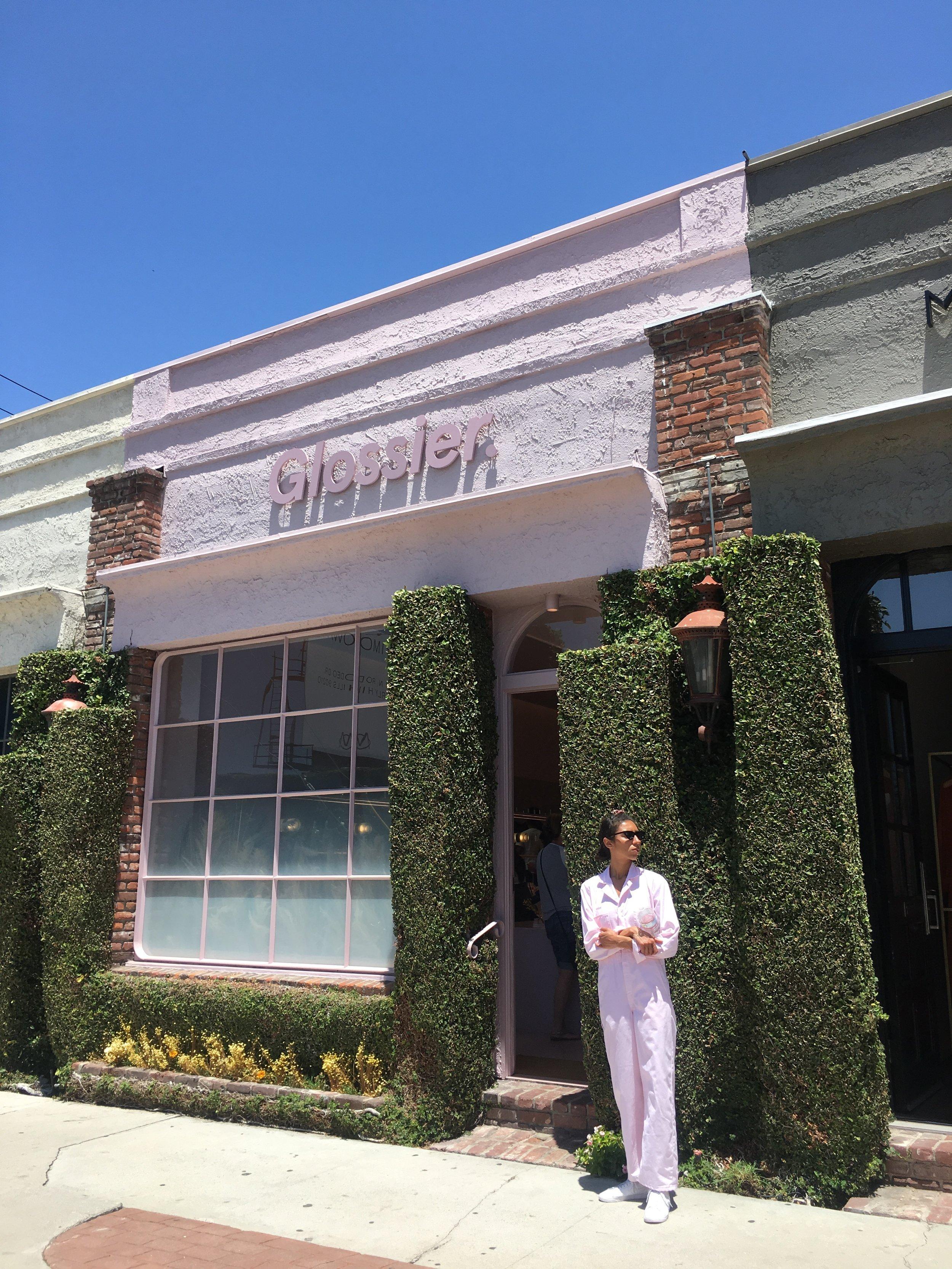 Glossier LA