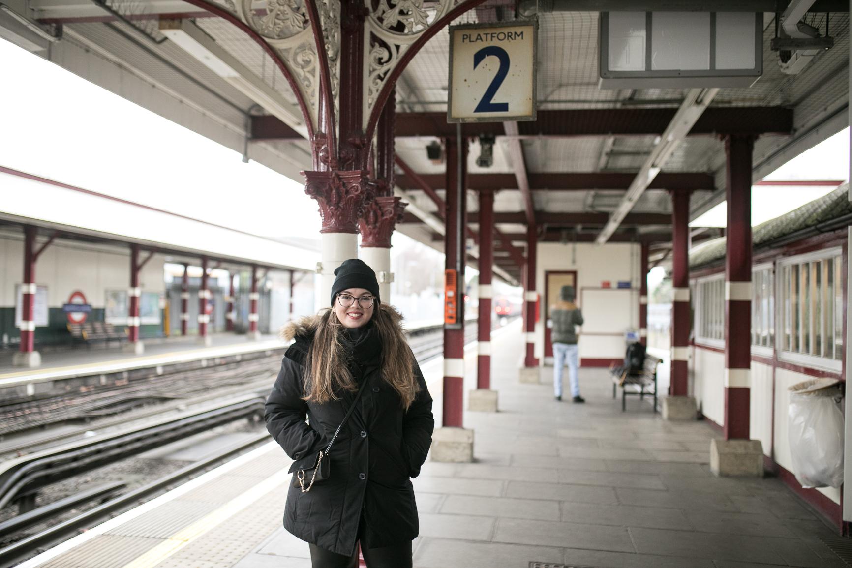 Cómo Usar El Metro En Londres Una Uruguaya Por El Mundo