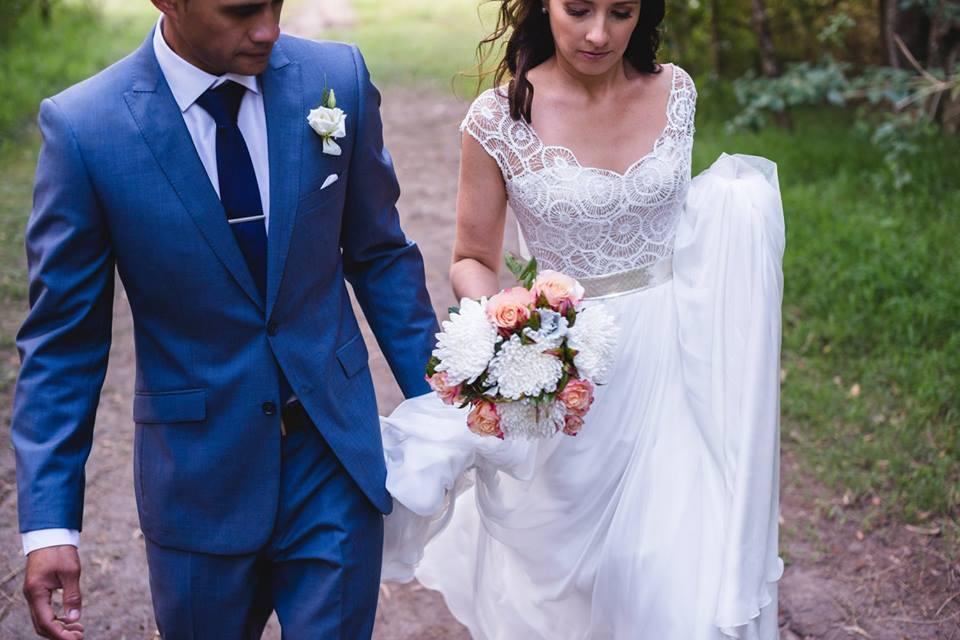 Dancing Blossom Studio Wedding Florist Lake Macquarie