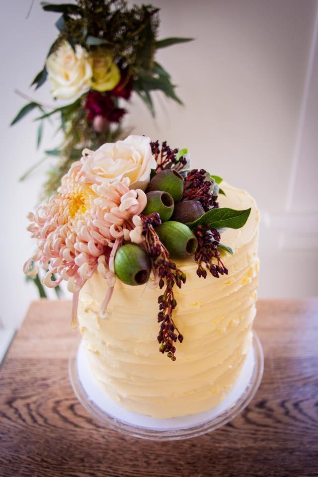 One Poppy Wedding Flowers Cake Flowers.jpg
