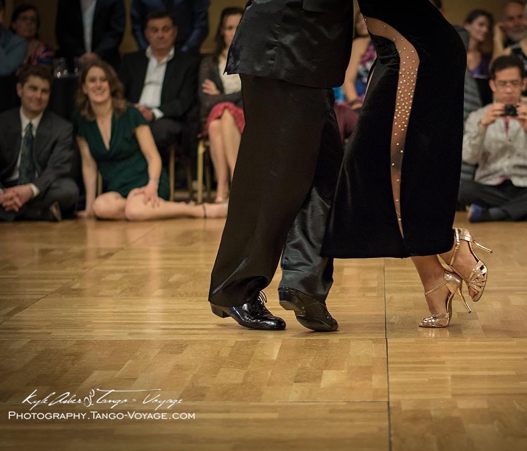 Photo taken by Kyle Asher &  Tango Voyage  at  Valentango Festival