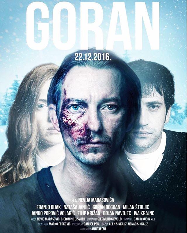 Best screenplay of the International Forum to Croatian director with roots in Vis, Nevio Marasović for GORAN. #avvantura2017 #avvantura8 @neviomarasovic