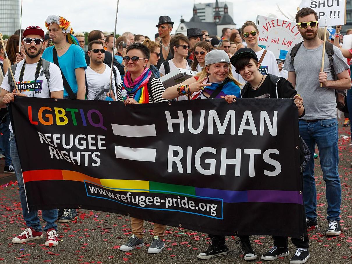 حقوق مربوط به پناهجویان دگرباش جنسی -