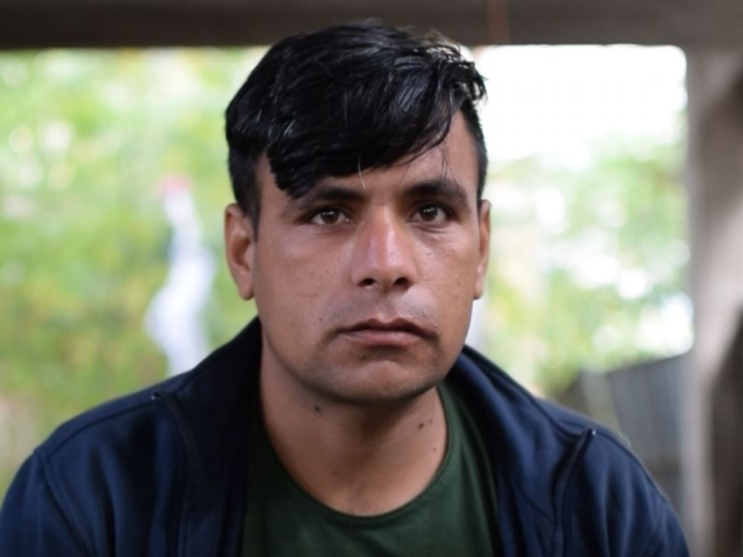 """""""For men it is really difficult here, but for families it is impossible"""" - Baddar* from Afghanistan"""