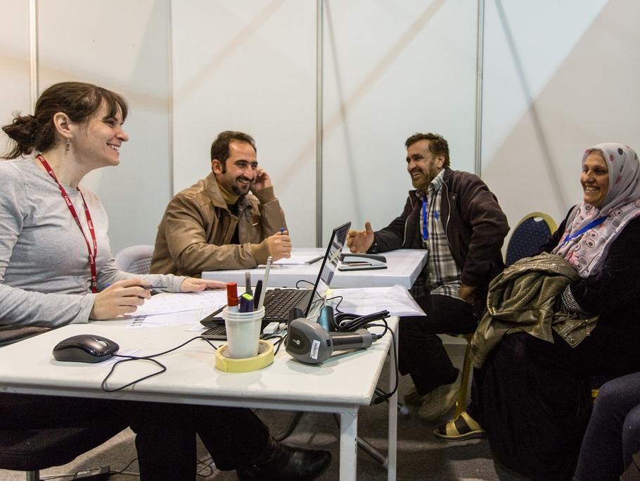 Asylum Interview -