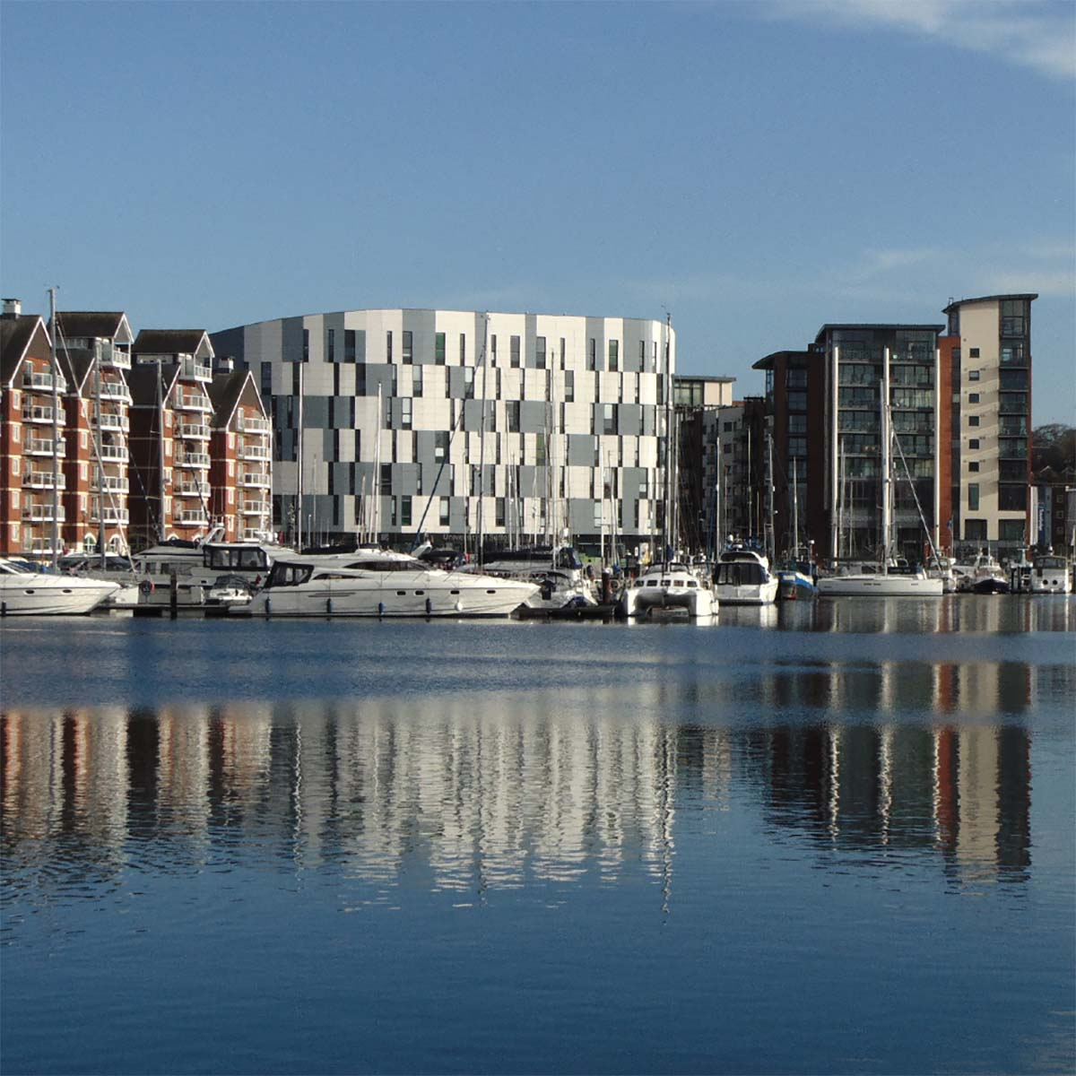 university of suffolk, ipswich waterfront, student life