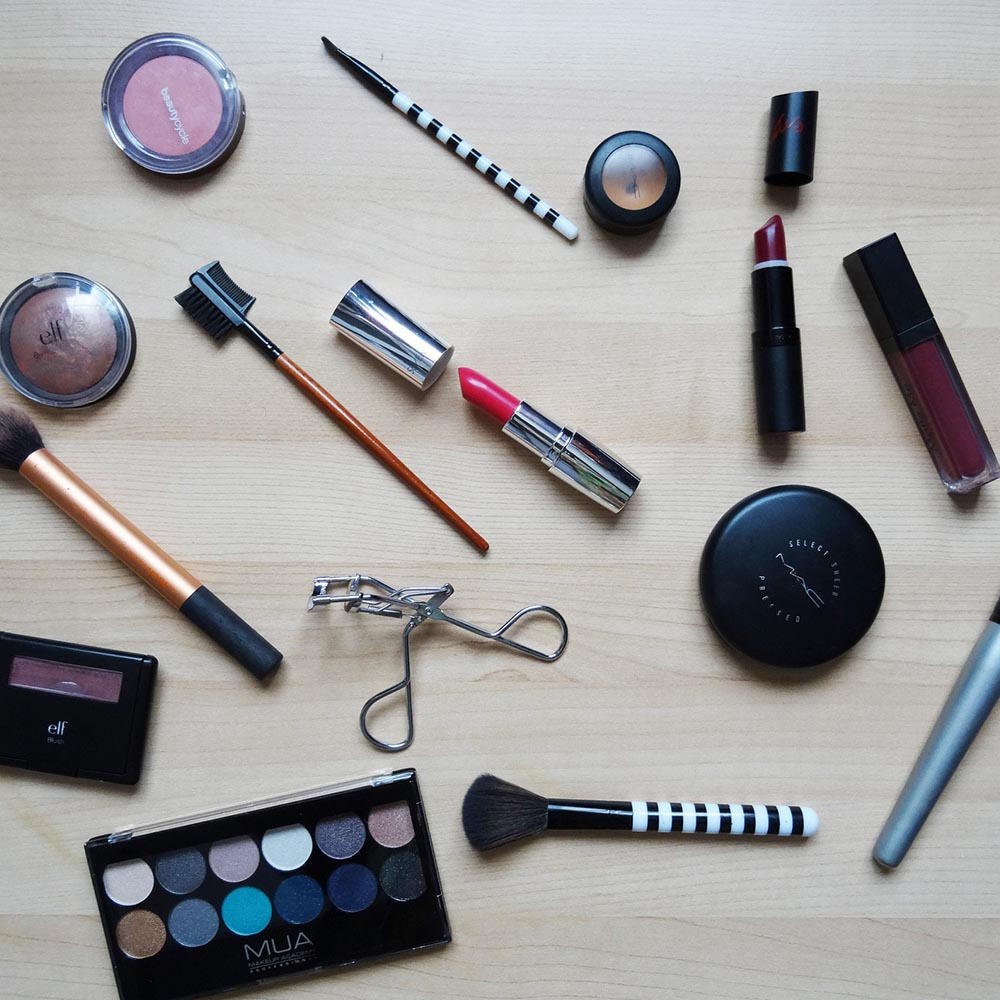 beauty, buying make-up online