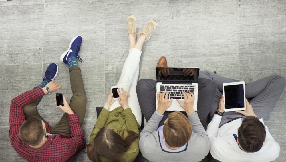 online safety, social media, students
