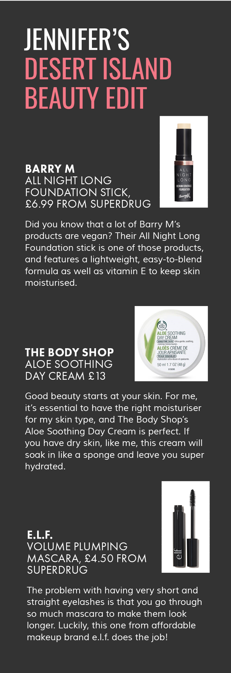 must have beauty products, vegan beauty