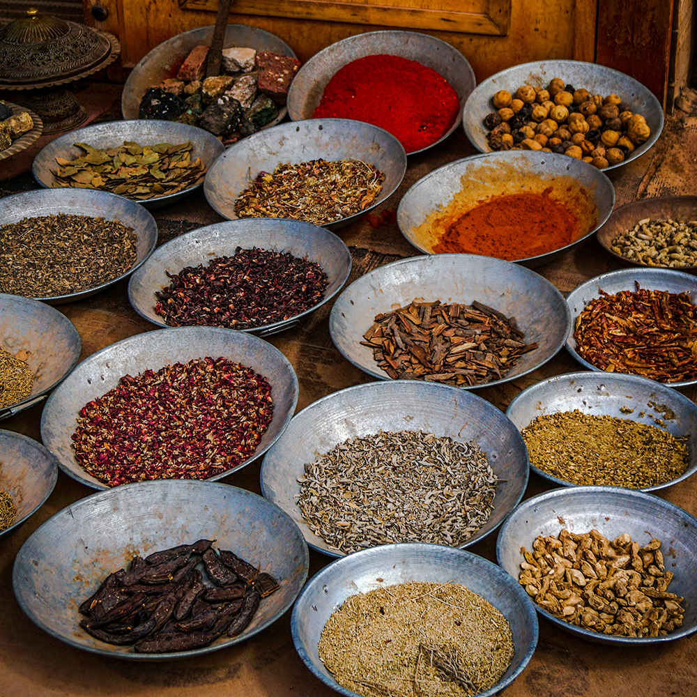 spices, indian food